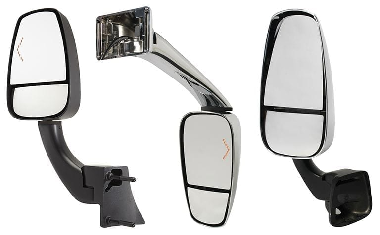 Motorcoach Mirrors