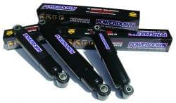 New Shock absorbers